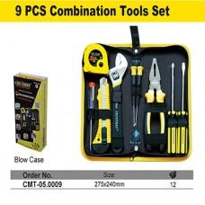 Bộ 9 công cụ kết hợp Crownman