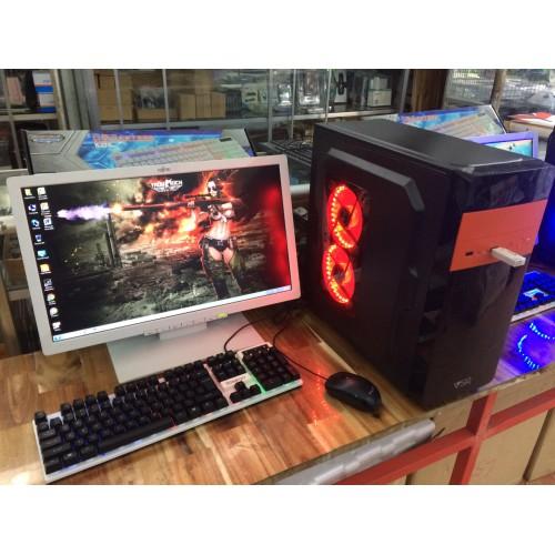 """MÁY BỘ GAME I3 4130 8G SSD 120G NVIDIA GTX750TI 2G LCD 22"""""""