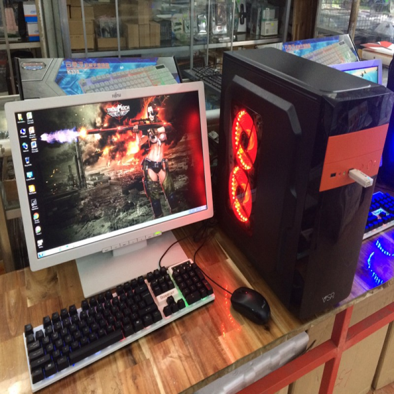 MÁY BỘ GAME G3240 8G 250G NVIDIA 2G GTX730TI